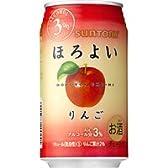 サントリーチューハイほろよい りんご 350ML 1缶