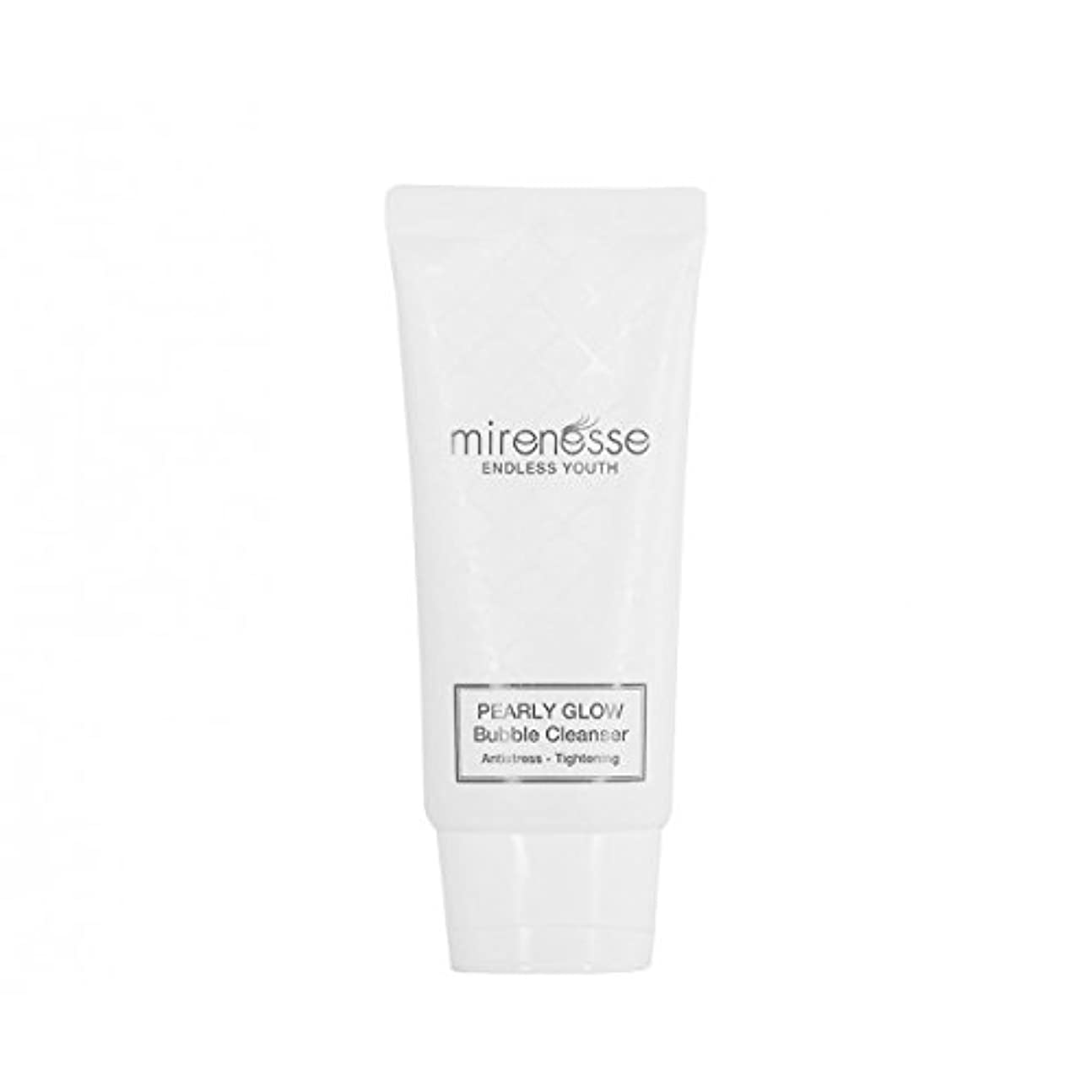 目を覚ます比率スポーツをするMirenesse Cosmetics Endless Youth Pearly Bubble & Glow PH Cleanser