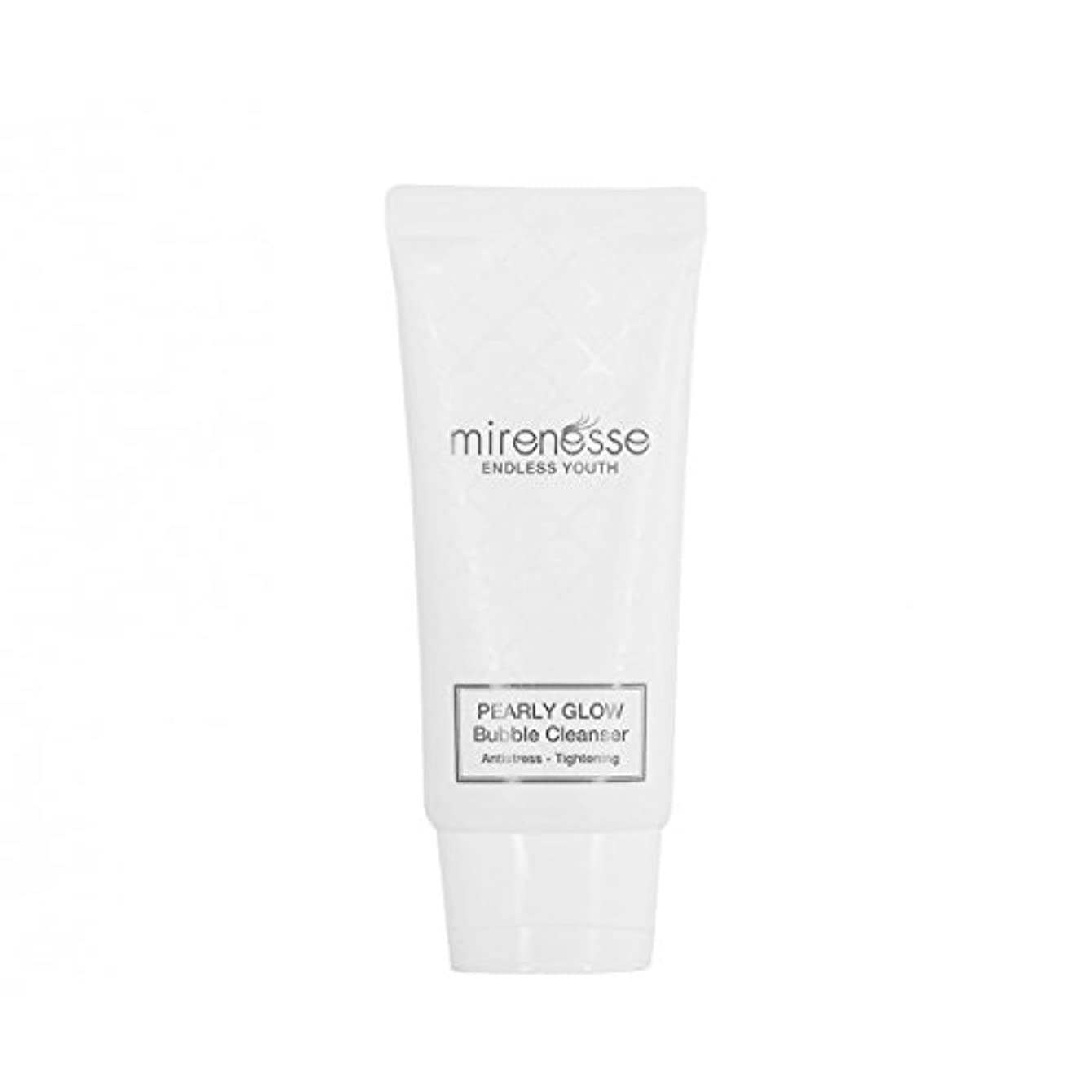 サスティーンバックグラウンド賢明なMirenesse Cosmetics Endless Youth Pearly Bubble & Glow PH Cleanser