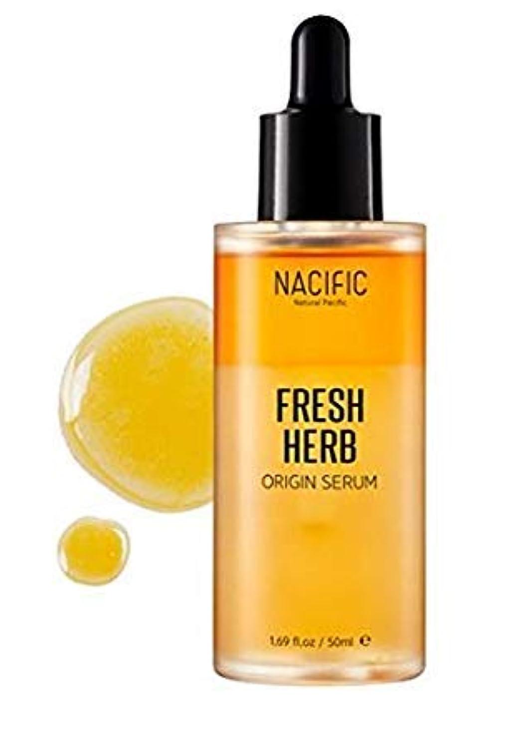 必要とする公演素人[NACIFIC]Fresh Herb Origin Serum 50ml/ナチュラルパシフィック フレッシュ ハーブ オリジン セラム 50ml [並行輸入品]