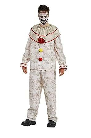 American Horror Story ADULT_COSTUME メンズ カラー: ホワイト