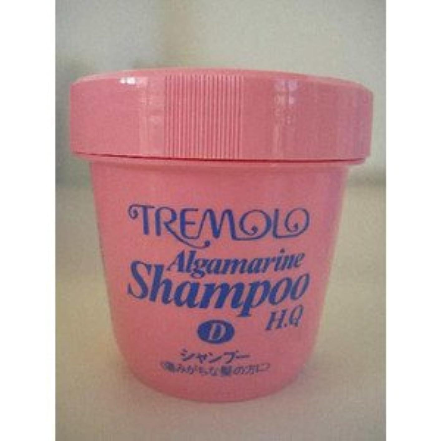 トレモロ アルグマリーン シャンプーQ ドライヘア用 1kg