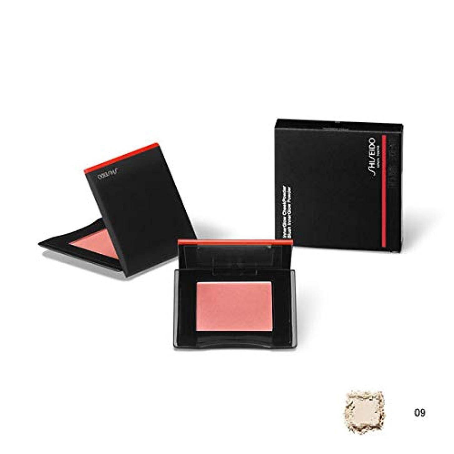 ドナウ川ポール本物のSHISEIDO Makeup(資生堂 メーキャップ) SHISEIDO(資生堂) SHISEIDO インナーグロウ チークパウダー 4g (09)