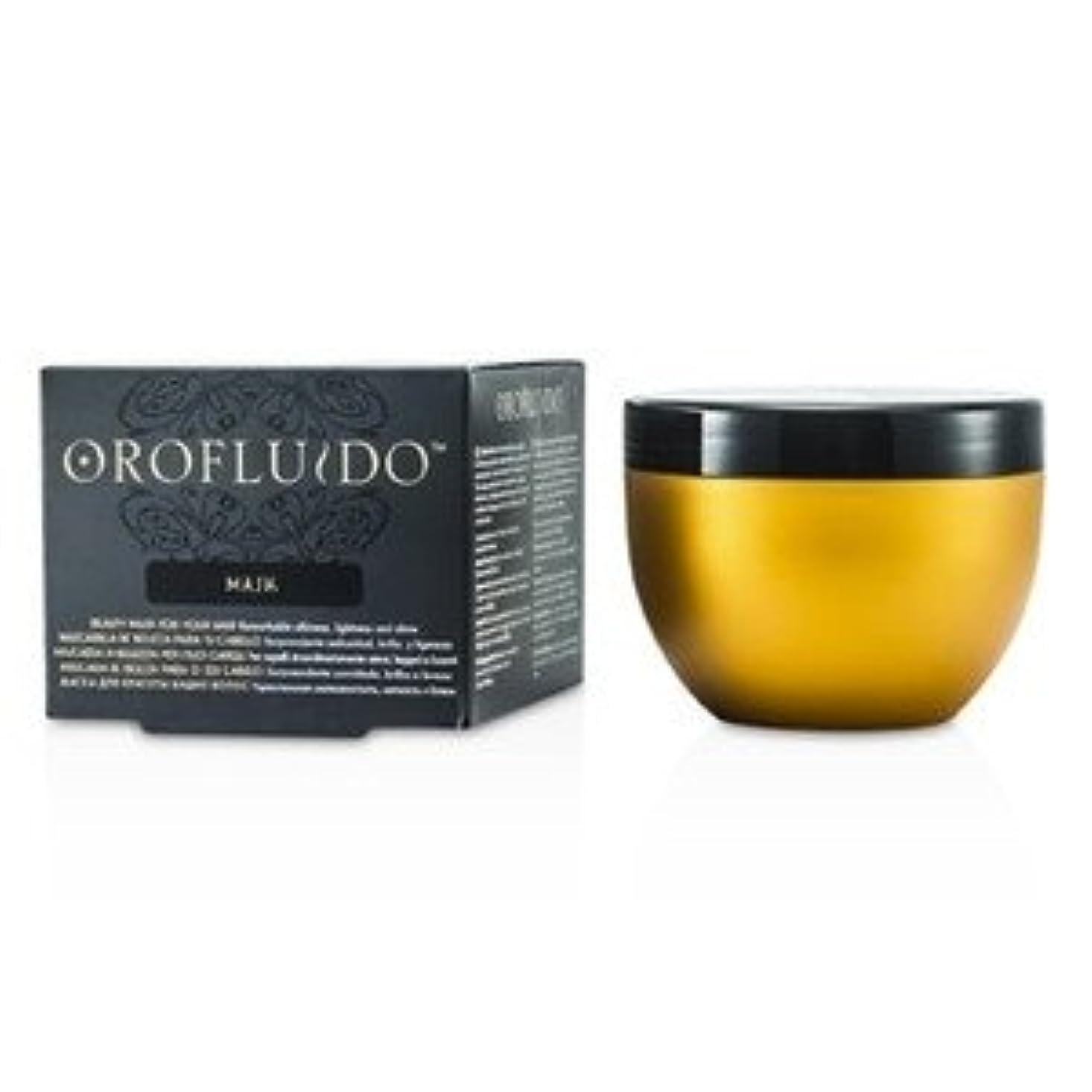 熟練した複雑でない君主制オロフルイド(OROFLUIDO) マスク 250ml/8.4oz [並行輸入品]
