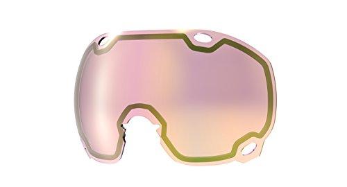 【国産ブランド】SWANS(スワンズ) スキー スノーボード ゴーグル スペアレンズ プレミアムアンチフォグ 偏光レンズ ミラー 撥水 シーツーエヌ用 スキー スノーボード LC2N-1354 PSBR パステルブラウンミラー×偏光ピンク