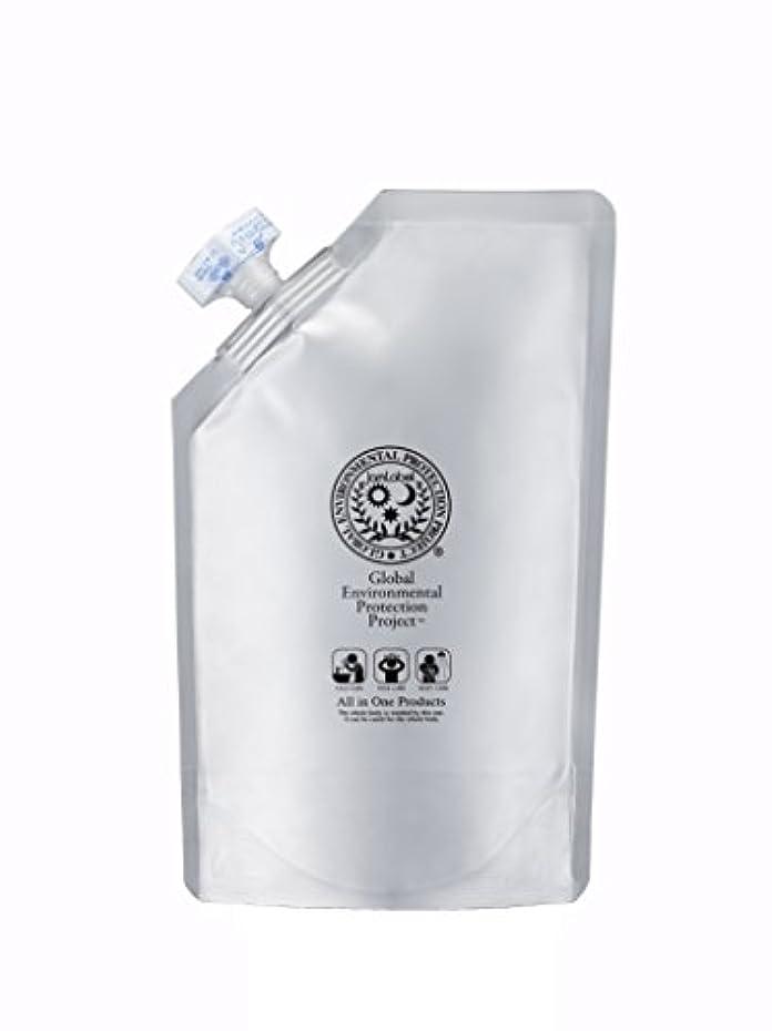 公平なコーヒー専制Jamlabel 無添加全身用シャンプー ジャムレーベルシャンプー500ml詰替用