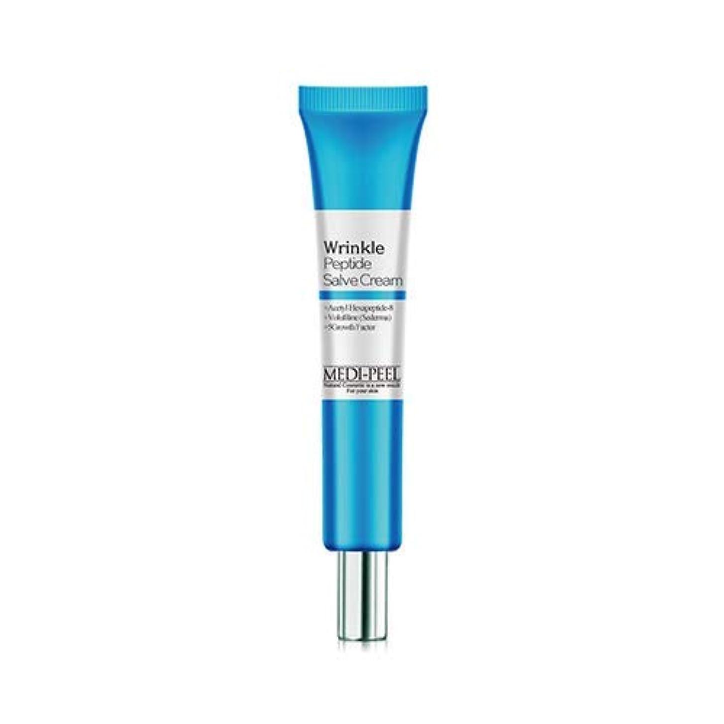軽減開梱ティッシュメディピール リンクルペプチドクリーム/MEDI-PEEL Wrinkle Peptide Cream 40ml [並行輸入品]