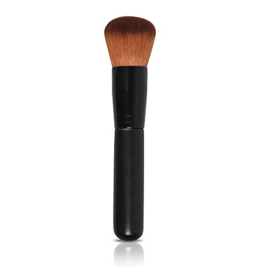 財団切り刻むワックス化粧筆,thsgrt フェイスブラシ ファンデーションブラシ 最高級 メイクブラシ 高品質 優しい肌触り 化粧ブラシ パウダー&チークブラシ