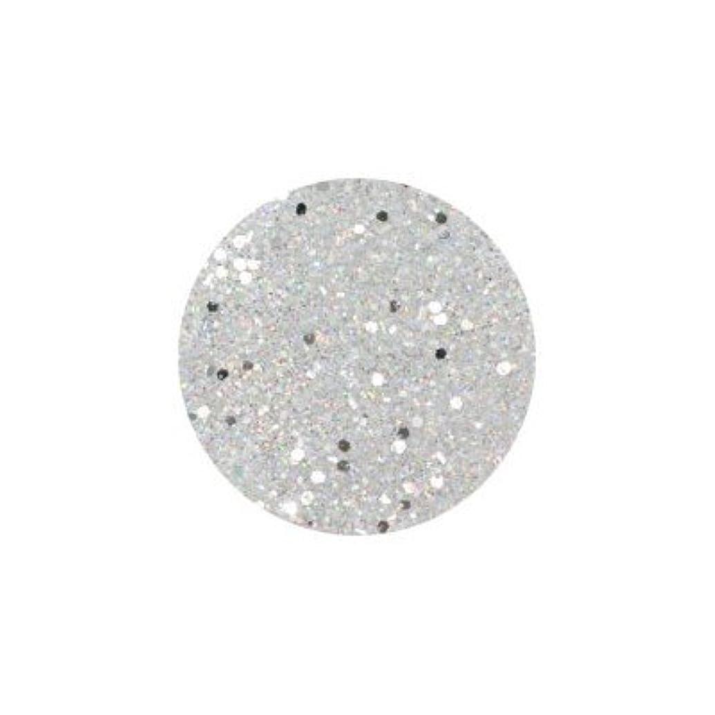 優しさシーズン誇張ネイルアートジュエリー APN‐091 ラメミックス ホワイト