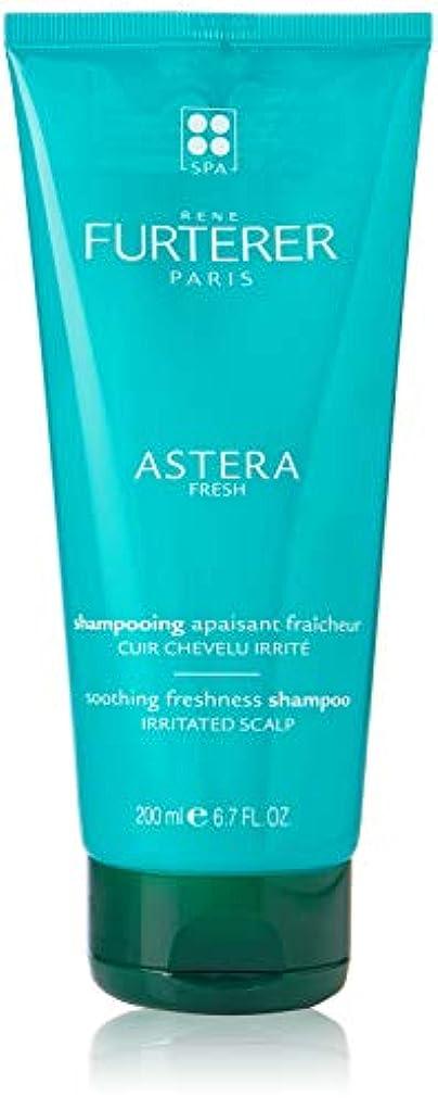 童謡ジャングルカールルネフルトレール Astera Soothing Freshness Shampoo (For Irritated Scalp) 200ml [海外直送品]