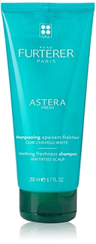 抑止する浴すぐにルネフルトレール Astera Soothing Freshness Shampoo (For Irritated Scalp) 200ml [海外直送品]