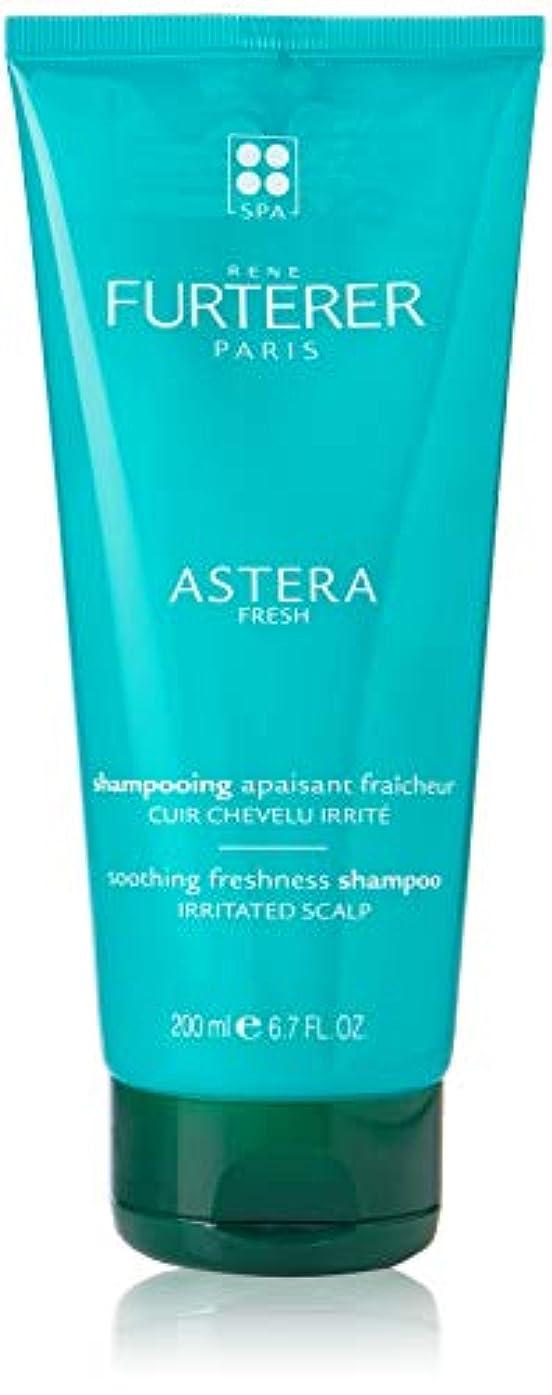 ルネフルトレール Astera Soothing Freshness Shampoo (For Irritated Scalp) 200ml [海外直送品]
