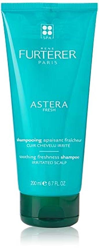 コーラス計画的地獄ルネフルトレール Astera Soothing Freshness Shampoo (For Irritated Scalp) 200ml [海外直送品]