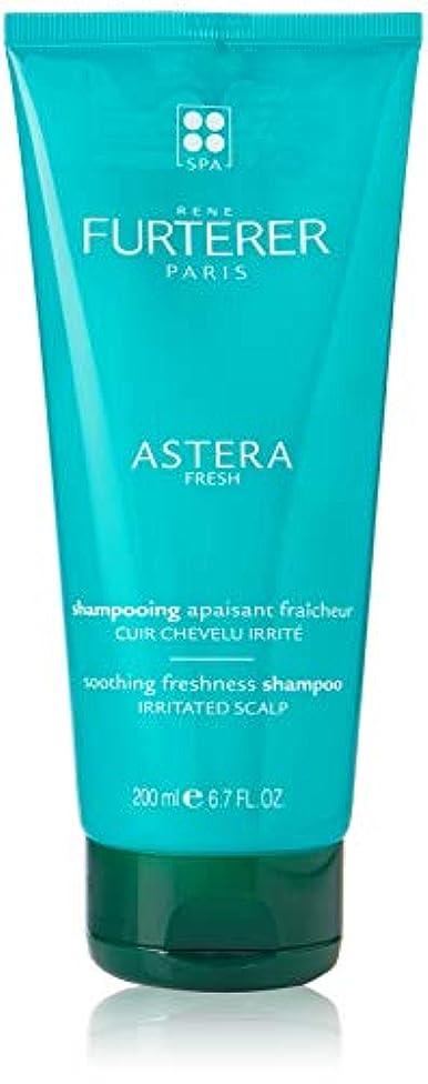 含める頑張る勢いルネフルトレール Astera Soothing Freshness Shampoo (For Irritated Scalp) 200ml [海外直送品]