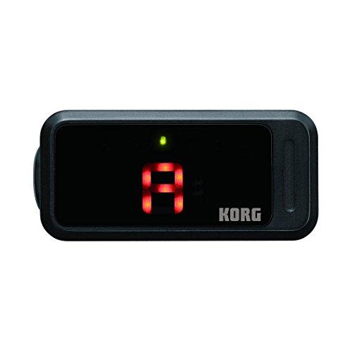 KORG クリップ式チューナー pitchclip ピッチクリップ ギター/ベース用 PC-1