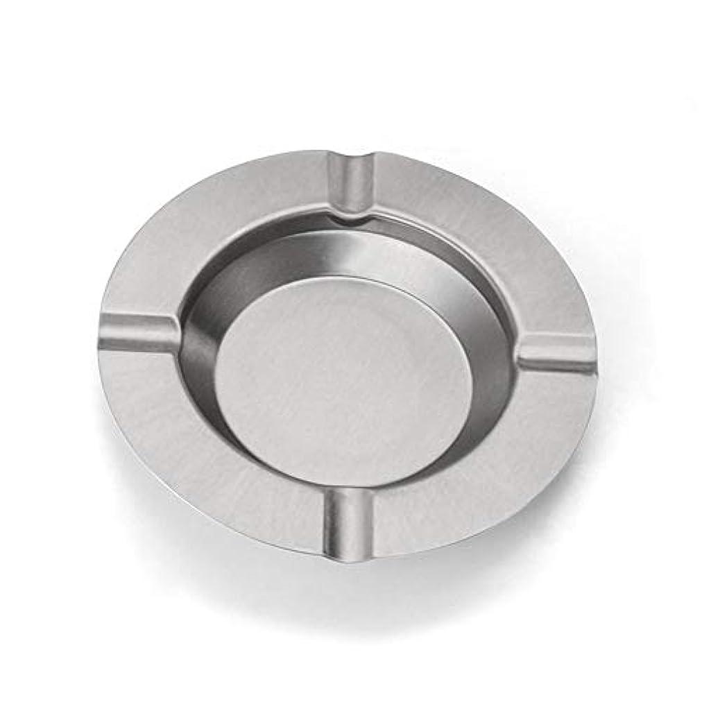 モザイクかんがい聖なる灰皿、新しさのステンレス鋼の現代卓上灰皿、屋内または屋外での使用のためのタバコの灰皿、喫煙者のための灰ホルダー、ホームオフィスの装飾のためのデスクトップの喫煙灰皿