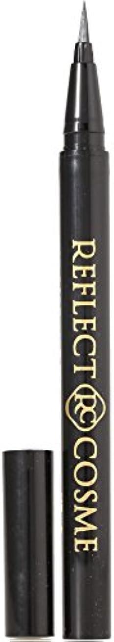 プレゼンター中庭効率的リフレクトコスメ アイブロウ ナチュラルグレー