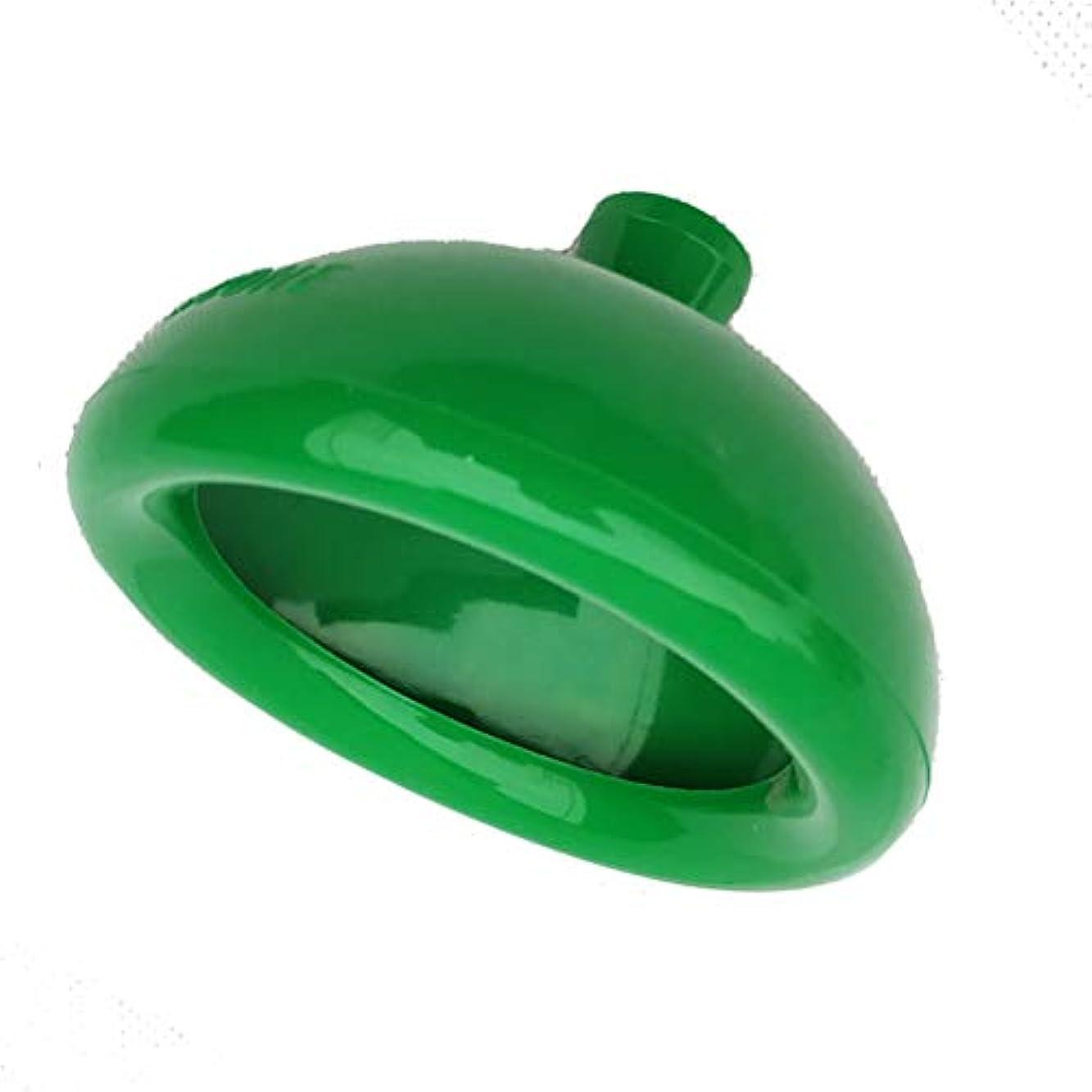 青確執クレタ子供シリコーン高齢者のためのシリコーンゲル圧力ドラムマッサージ痰カップ痰げっぷダイジェストヘルパー