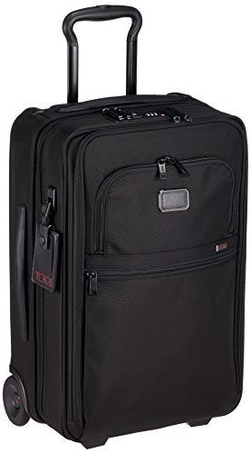 [トゥミ] スーツケース 公式 正規品 TUMI Alpha 3 インターナショナル・エクスパンダブル・2ウィール・キャリーオン 機内持ち込み可 45L 56cm 9.7kg 02203020 02203020D3 Black