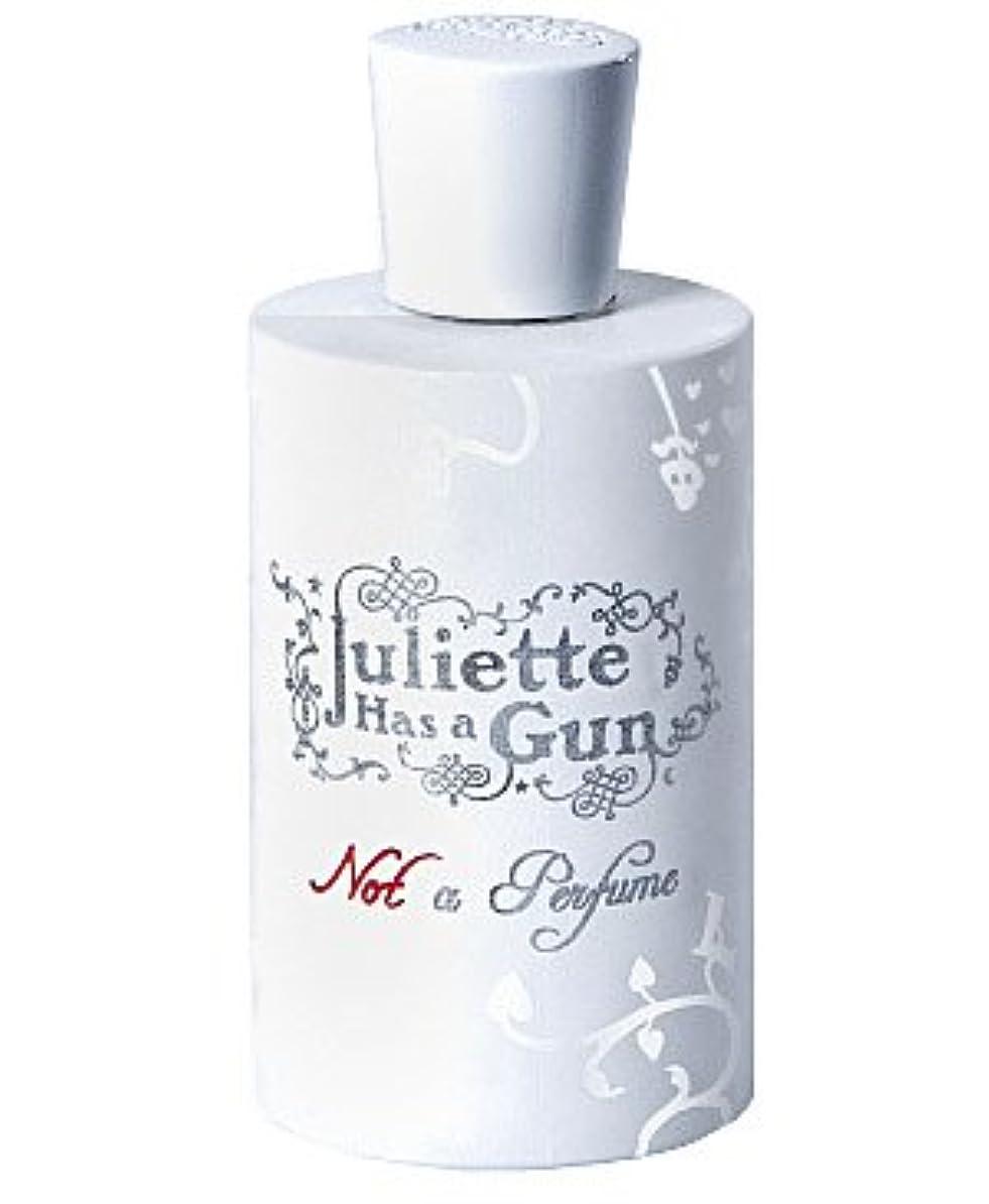 モディッシュ山積みのユーモアJuliette has a Gun Not a Perfume (ジュリエット ハズ ア ガン ? ノット ア パフューム) 3.4 oz (100ml) EDP Spray