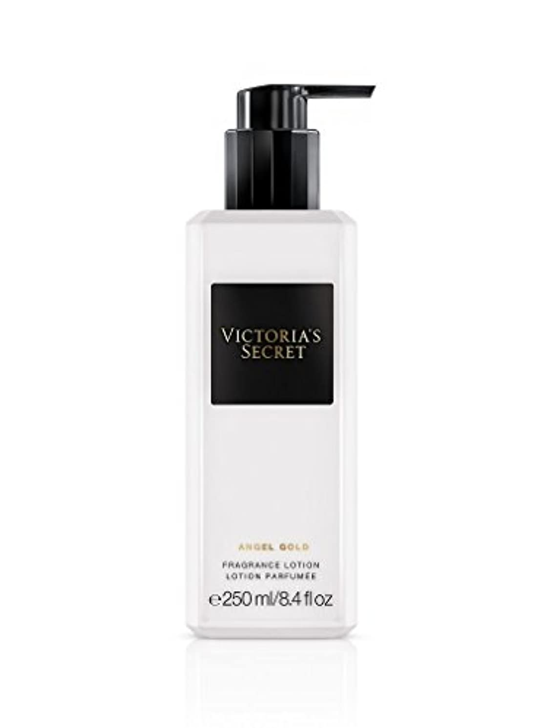 広告乳製品バリアVICTORIA'S SECRET ヴィクトリアシークレット/ビクトリアシークレット エンジェルゴールド フレグランスローション / Angel Gold Fragrance Lotion [並行輸入品]
