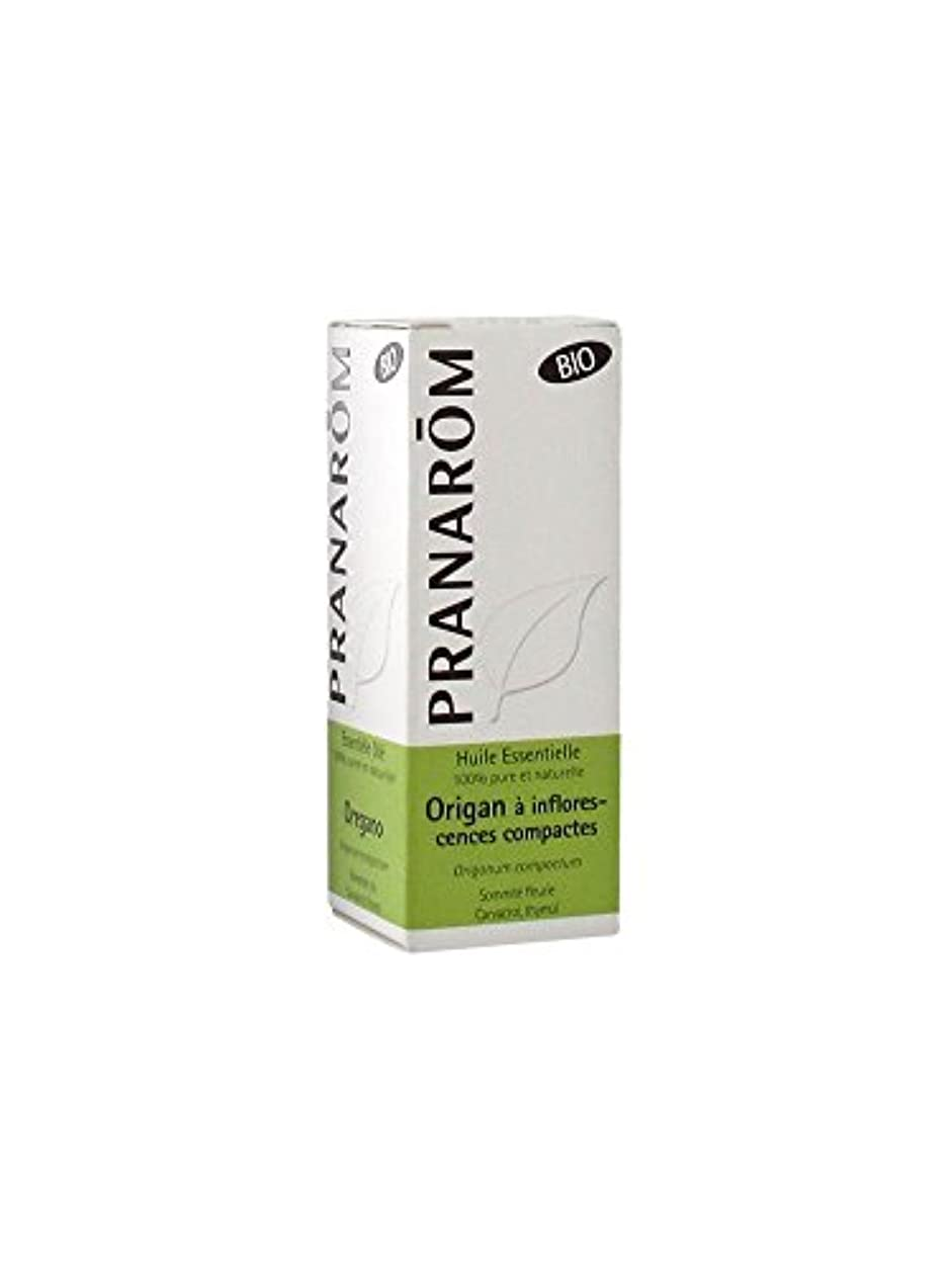 瞑想するペインホテルプラナロム オレガノ BIO 10ml (PRANAROM ケモタイプ精油)[並行輸入品]