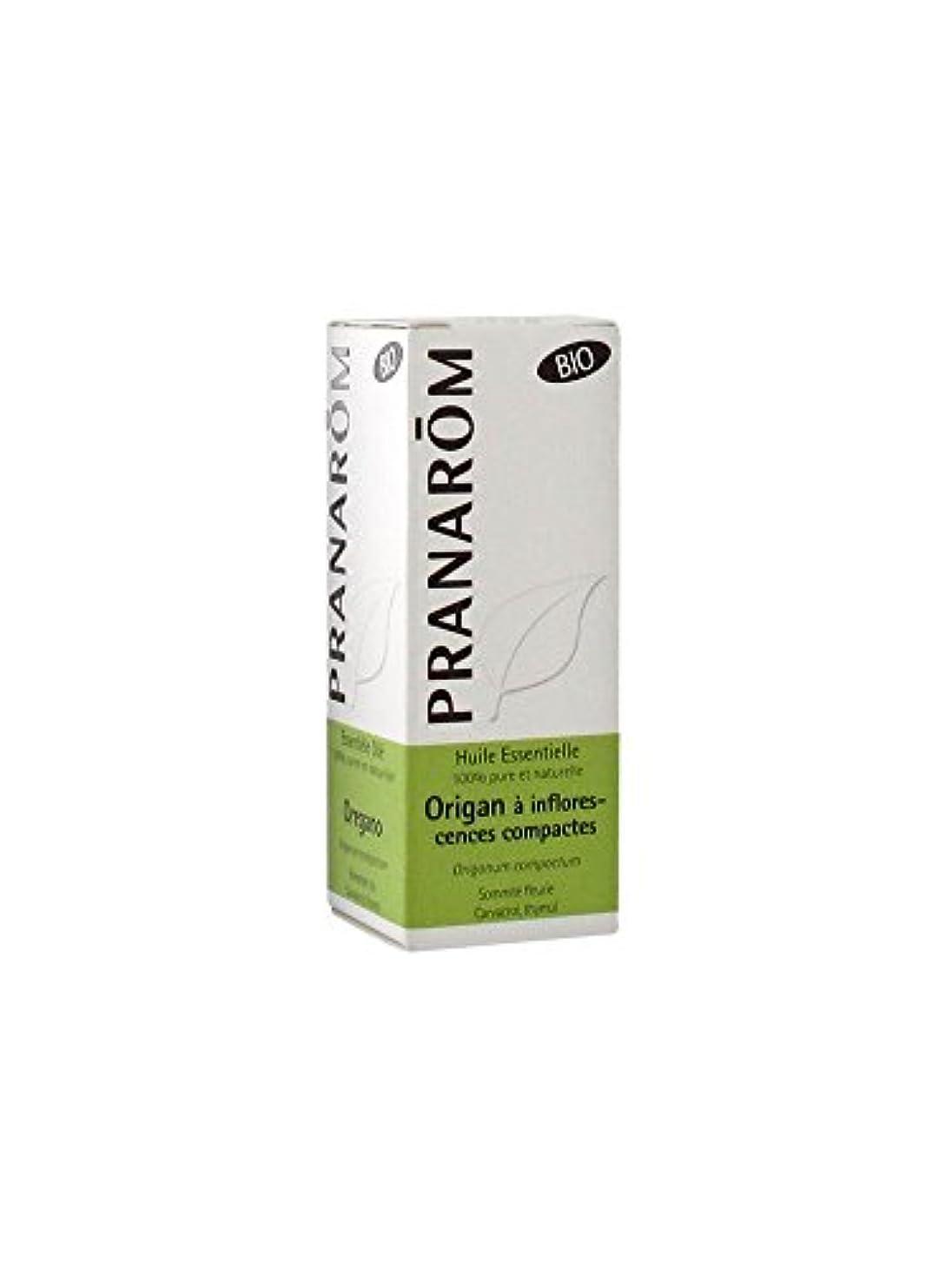 自治わかる素敵なプラナロム オレガノ BIO 10ml (PRANAROM ケモタイプ精油)[並行輸入品]
