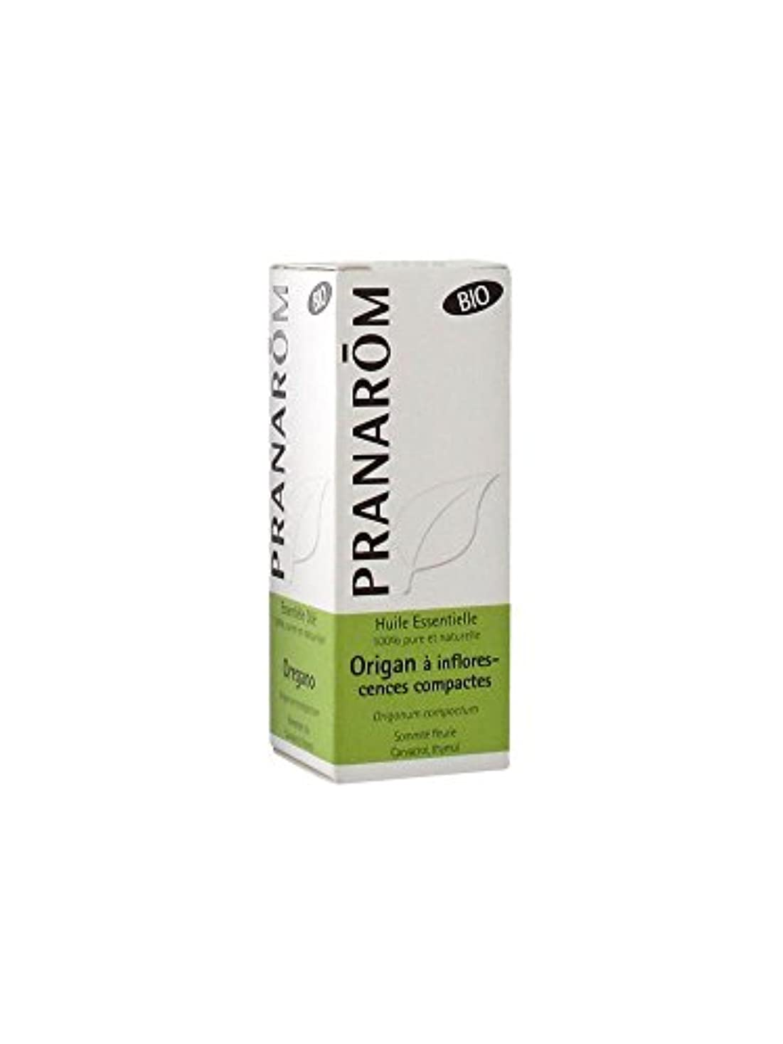 気をつけて非互換タヒチプラナロム オレガノ BIO 10ml (PRANAROM ケモタイプ精油)[並行輸入品]