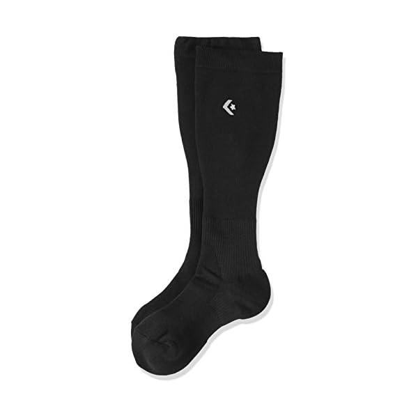 [コンバース]バスケットボール 靴下 着圧ハイ...の紹介画像2