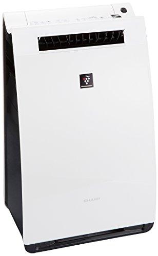 シャープ 加湿空気清浄機 プレミアムモデル プラズマクラスター25000 ~21畳/空気清浄 ~34畳 ホワイト KI-FX75-W