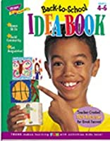 BACK-TO-SCHOOL IDEA BOOK GR. 4-6 [並行輸入品]