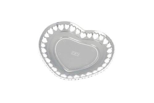タミヤデコレーションシリーズ No.31ミニチュア食器 (透明なハートの小皿) 76631