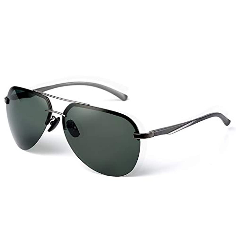 人道的とらえどころのない施しサングラス アウトドア 偏光子 UVプロテクション ファッションサングラス ファッション 屋外ミラー サングラス
