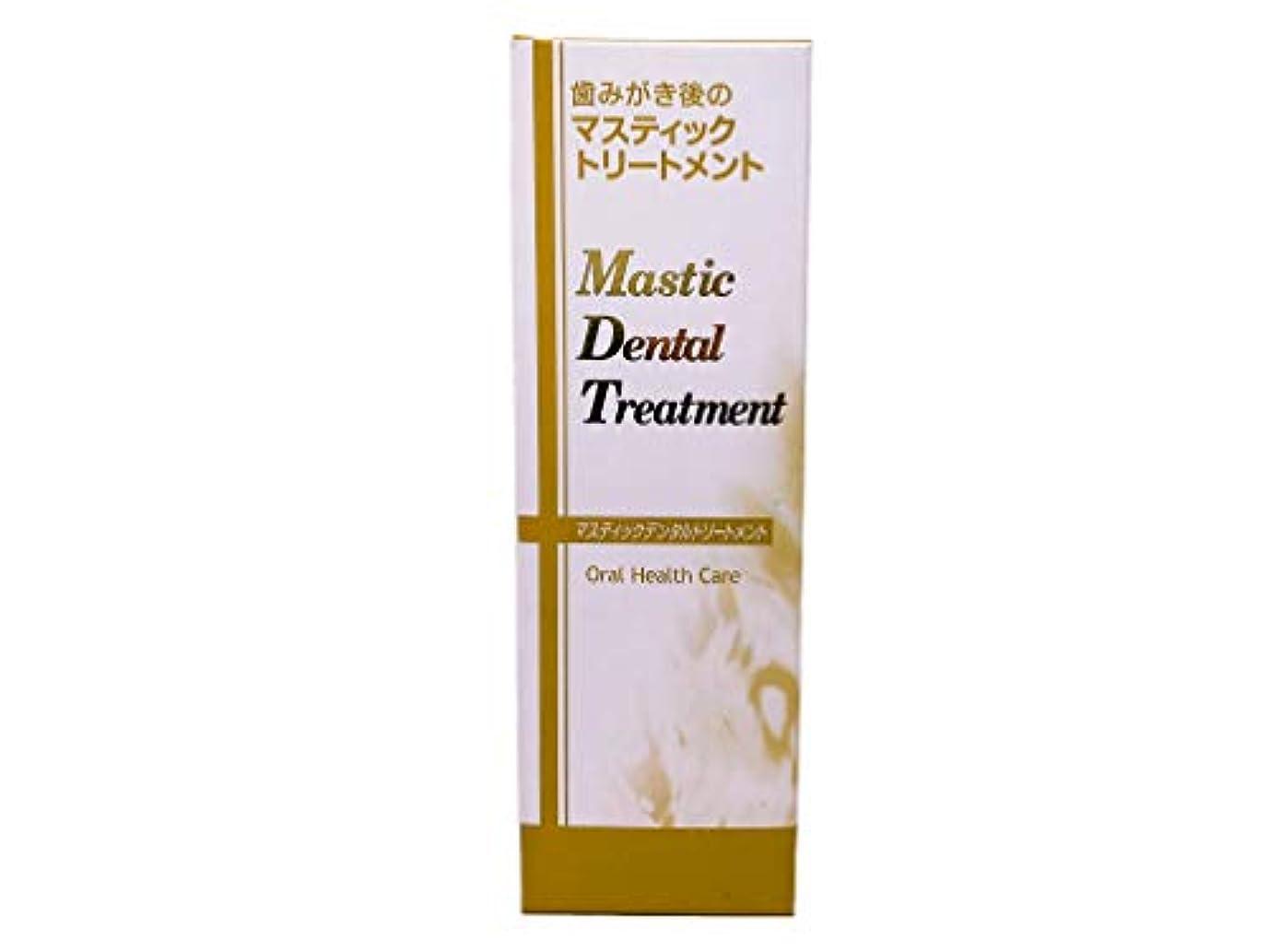 高める歯痛スローガンマスティックデンタルトリートメント