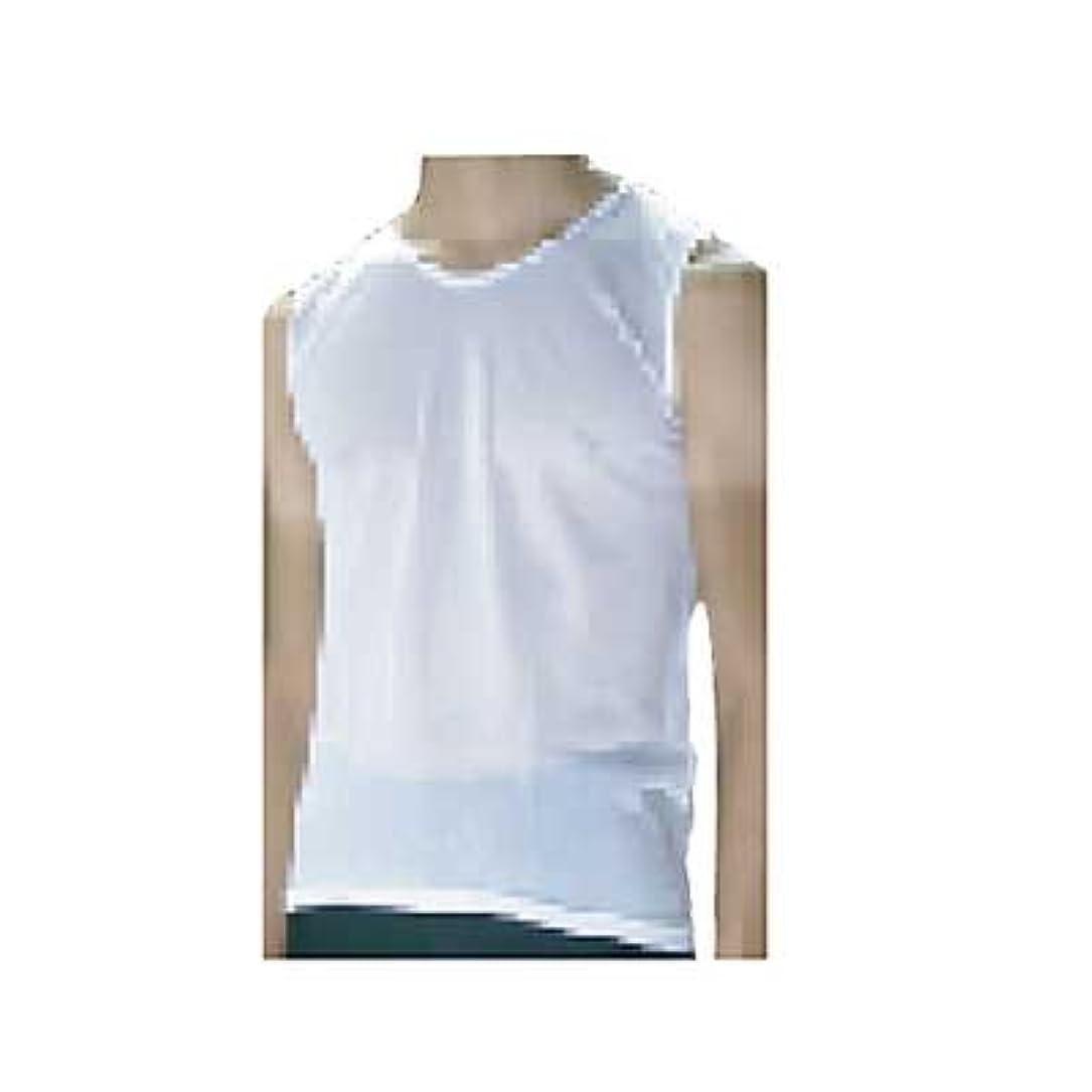 理容師採用スパークプレミア クールアンダーシャツ ノースリーブ ホワイト(メッシュ)/XL
