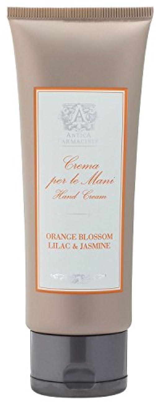 親密なスラムアロングAntica Farmacista ハンドクリーム オレンジブロッサム、ライラック&ジャスミン 74mL