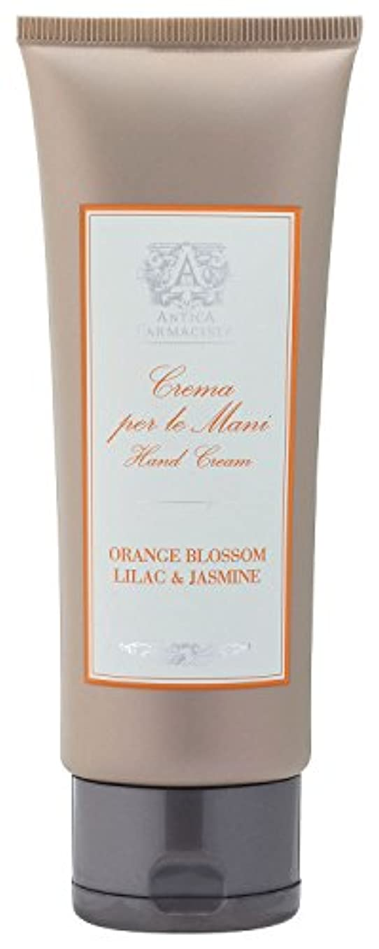 しないでください変なコンパクトAntica Farmacista ハンドクリーム オレンジブロッサム、ライラック&ジャスミン 74mL