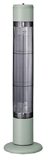 スリーアップ タワーカーボンヒーター ノッポ レトログリーン CB-T1831GN