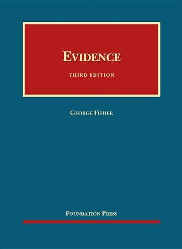 Download Evidence (University Casebook) 1609300602