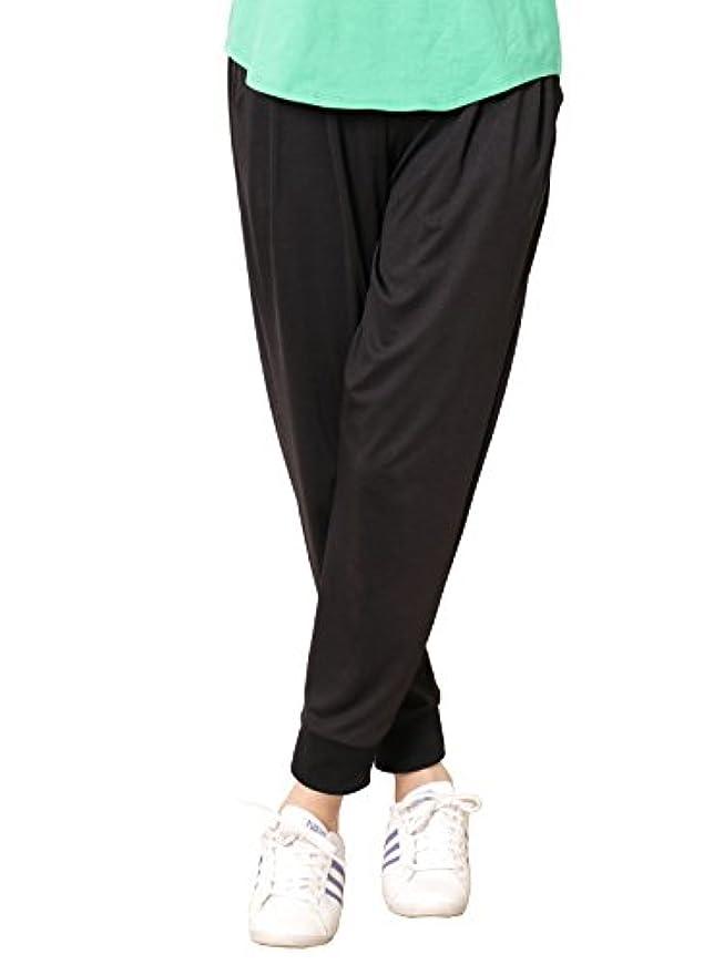 歩行者ドレイン上[Pane(t) one(パネットワン)] フィットネスウェア レディース パンツ 吸汗速乾 ジョガーパンツ トレーニング ジョギング おうちヨガ