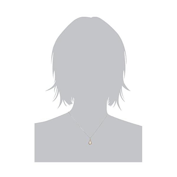 [アガット] agete 【K10白蝶貝ラブラ...の紹介画像2
