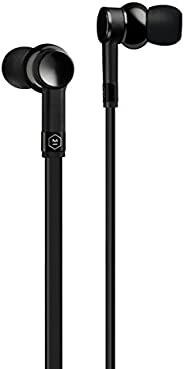 Master & Dynamic ME05 in-Ear Headphones, with Tangle Resistant Cord, Remote & Microphone, Blac