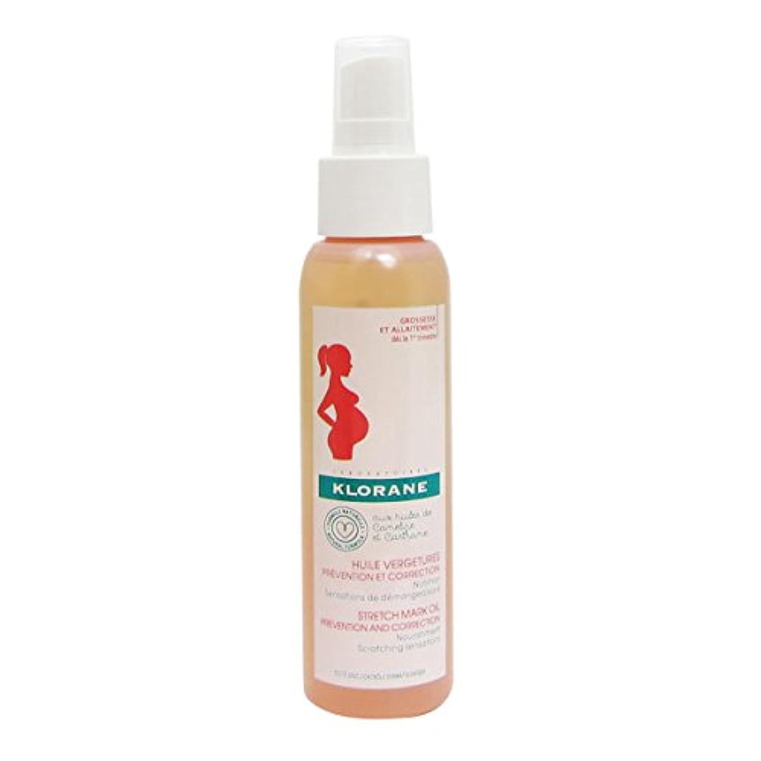 ロバサバント栄養Klorane Stretch Marks Oil 100ml [並行輸入品]