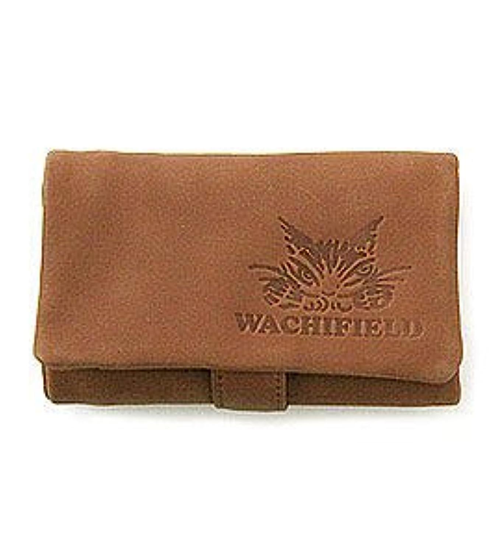 猫のダヤン シャビー&シックレザー キー付き折り財布