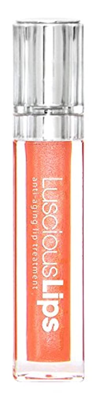 エクスタシーモンクいくつかのラシャスリップス LusciousLips リップ美容液 7ml (331 Socialites コーラル系 ゴールドパール)