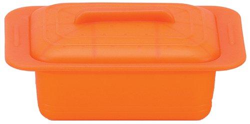 ViV シリコンスチーマー ウノ キャロットオレンジ 59628