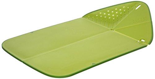 Joseph Joseph 折りたためるまな板 リンス&チョップ プラス グリーン 600810