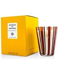 [Acqua Di Parma] Murano Glass Perfumed Candle - Tonka 200g/7.05oz