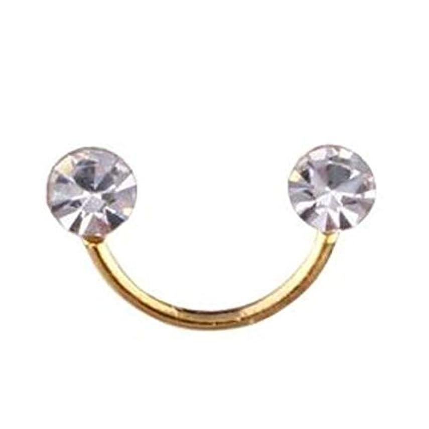 草スマートちょっと待ってネイルラインストーンメタルスタッズアクセサリーマニキュア結晶の10個入り/ロットダイヤモンドABグリッターパールスマイル形状,2