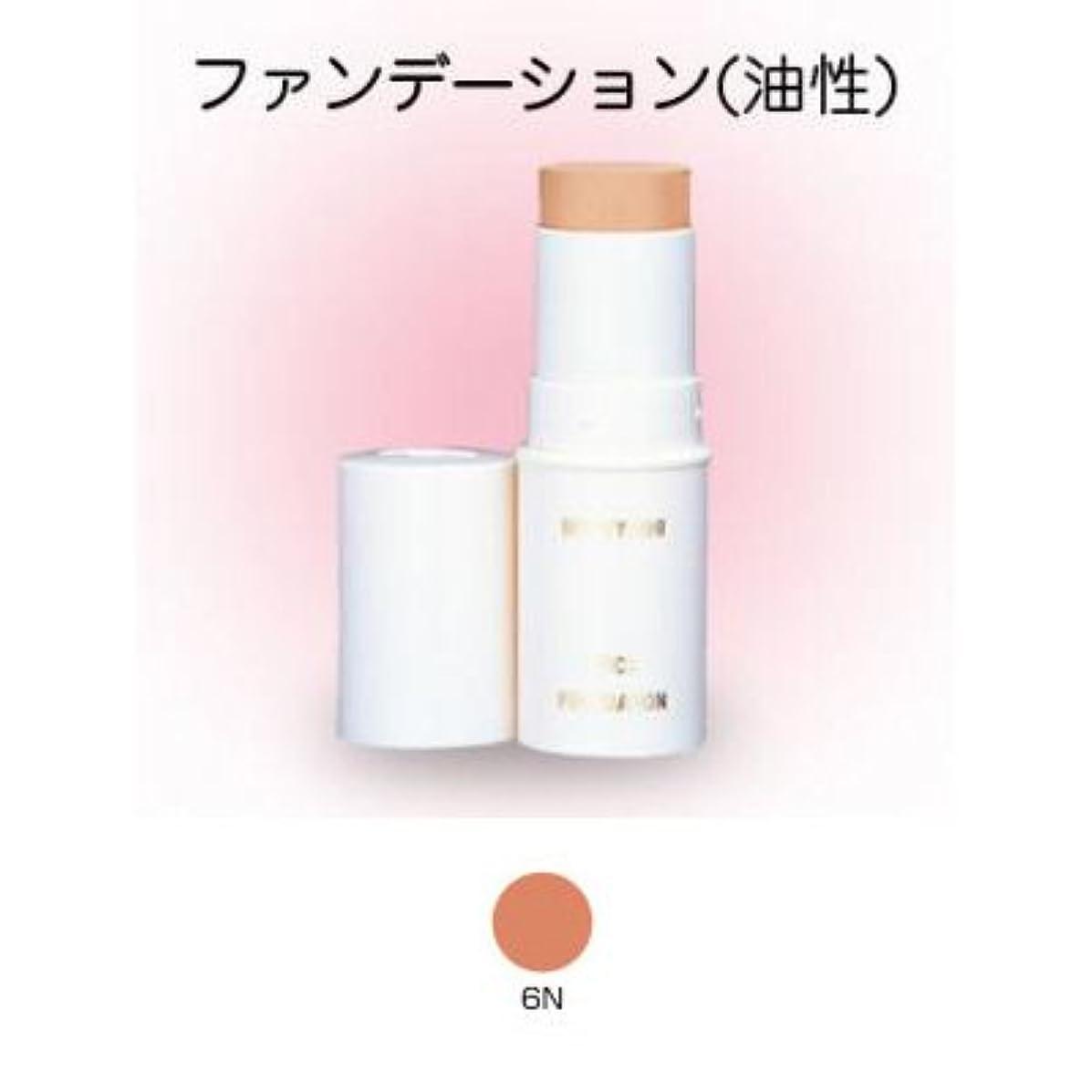 ネックレット医薬大気スティックファンデーション 16g 6N 【三善】